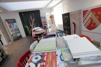 Showroom peinture Eckert